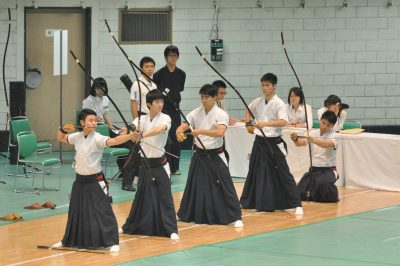 全国優勝校として臨む全日本