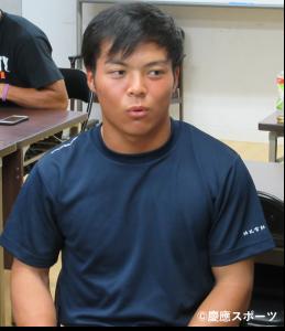 宮田晧選手