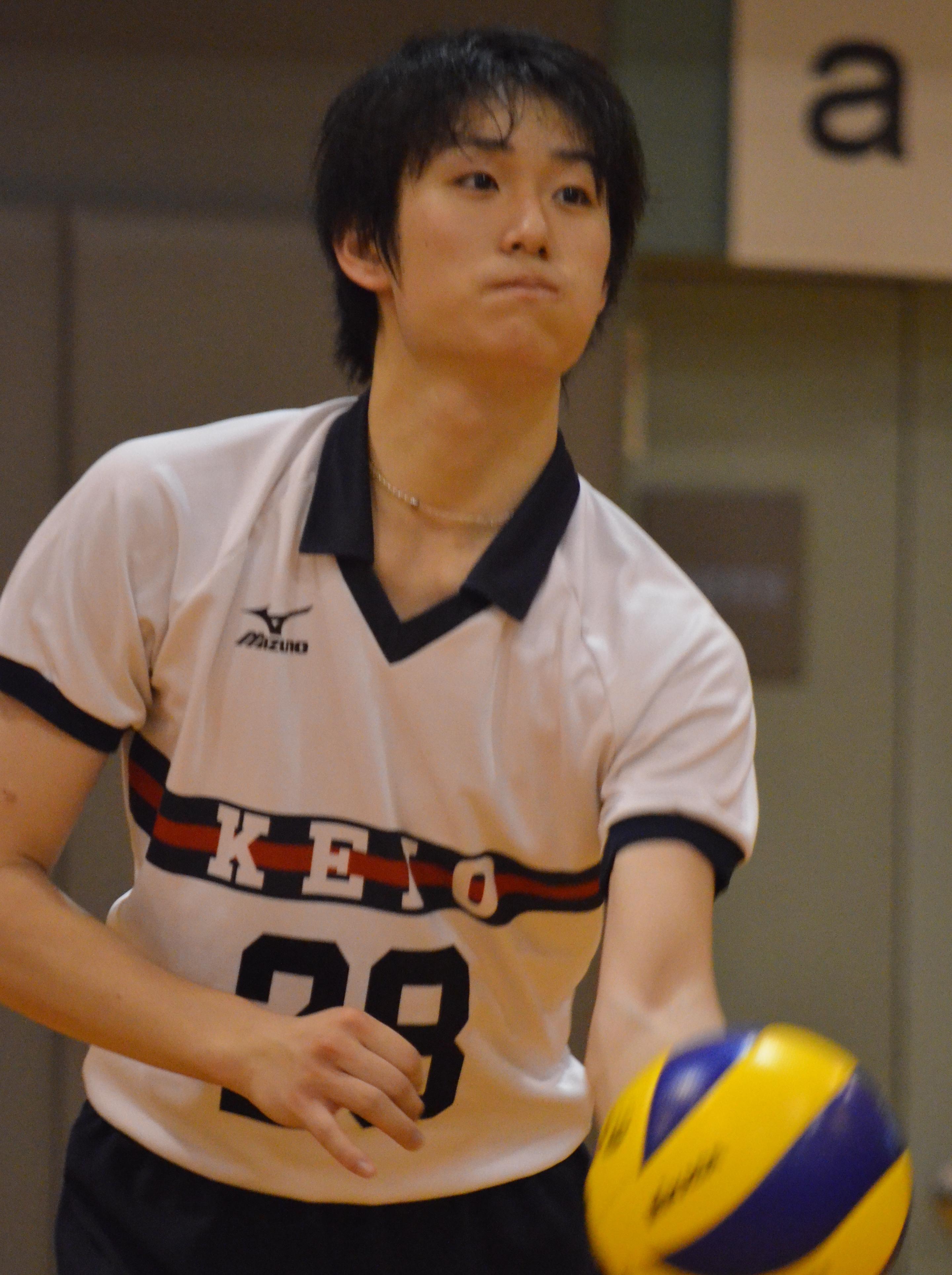 柳田 バレー