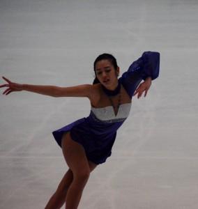 インカレの舞台である釧路のリンクで、さらに磨かれた演技を披露してほしい