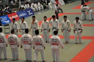 左から安藝、辻、郡司、後藤、長田、中沢、新藤