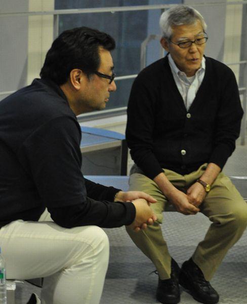 バスケ】早慶対談 佐々木三男HC(...