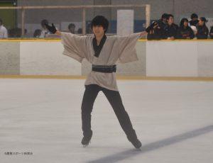 5,6級男子で初めての出場となった橋本
