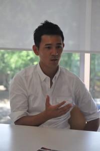 子供たちに文武両道を目指してもらいたい。その一心から今回のイベントを企画した木村氏