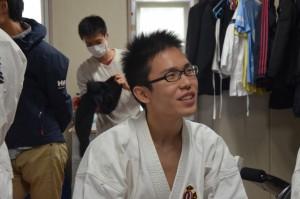 高校時代は吹奏楽部に所属していたという宮崎