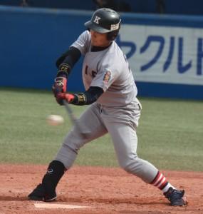 松本大は今日も安打を放ち、現在打率2位