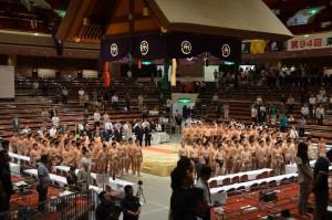 第94回東日本学生相撲選手権大会が行われた。