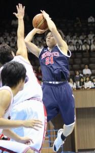 佐々木HCが今季のMVPに上げる西戸