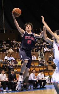 佐々木HCが、今季の躍進の鍵として絶賛する西戸