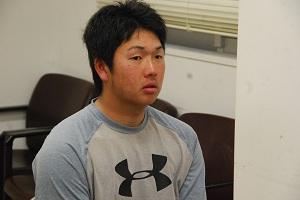 日大三高でチームメートであった横尾と早大の吉永の対戦も楽しみだ